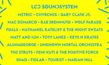 WayHome Music & Arts Festival Announces Daily Lineup 2016