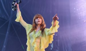 Florence + The Machine @ Shaky Knees Music Festival © Dan Kulpa
