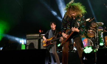 My Morning Jacket @ Shaky Knees Music Festival © Dan Kulpa