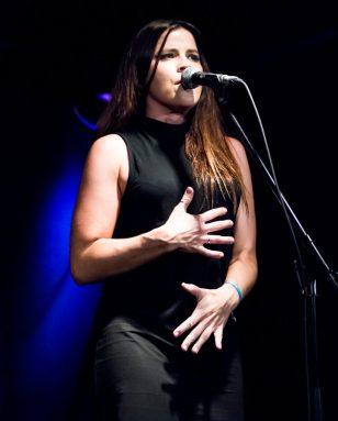 Ella Fence @ Canadian Music Week ©Wally Graves 2016