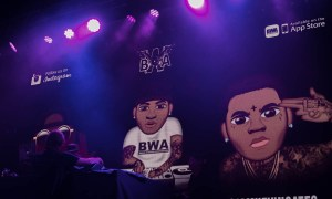 KEVIN GATES, LIL DICKY, BELLY, TROY AVE, SINCERELY COLLINS