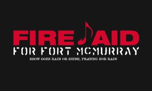 Fire Aid For Fort McMurray