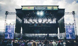 Sasquatch! Music Festival 2016 by QUinn Aebi