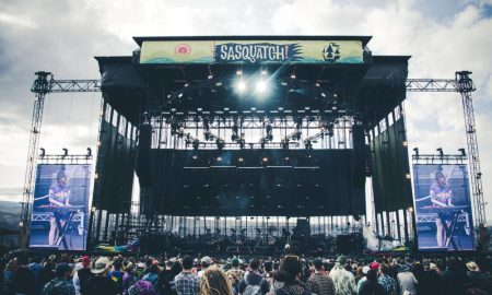 Sasquatch! Music Festival 2016 by QUinn Aebi