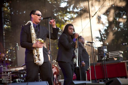 Preservation Hall Jazz Band at Marymoor Park © Michael Ford