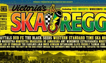 Victoria Ska & Reggae Festival 2016 at Ship Point
