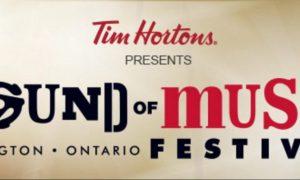 Sound Of Music Festival 2016 in Burlington, ON