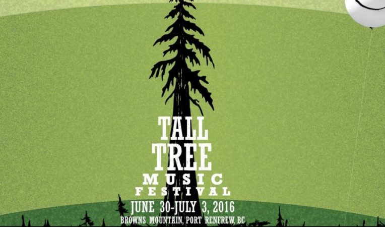 Tall Tree Music Festival 2016 in Port Renfrew