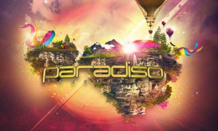 paradiso festival 2016 logo poster
