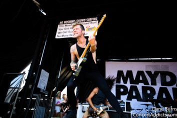 Mayday Parade at Pomona Fairplex ©Dane Burns