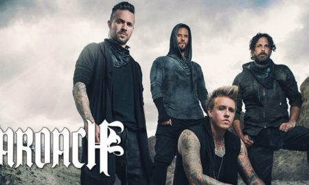 papa roach promotional image 2016