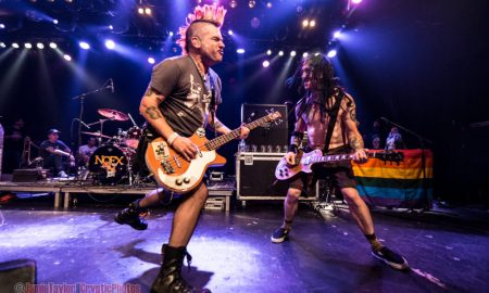 NOFX @ Commodore Ballroom - November 4th 2016