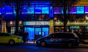 The Trews + Bleeker at Distrikt Nightclub in Victoria BC on November 10th 2016 © RMS Media by Rob Porter