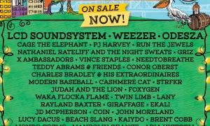 Forecastle Festival 2017 at Louisville Waterfront Park (Kentucky)