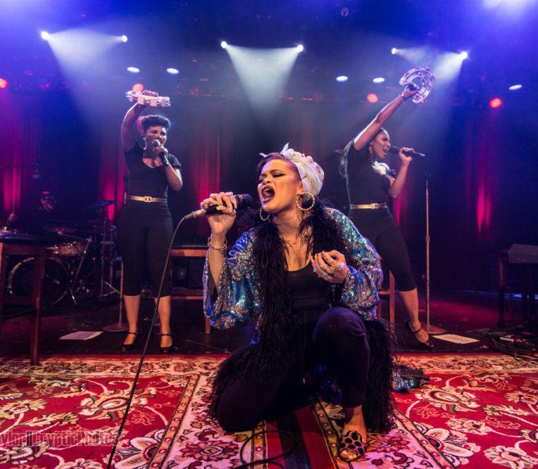 Andra Day @ The Commodore Ballroom - December 12th 2016