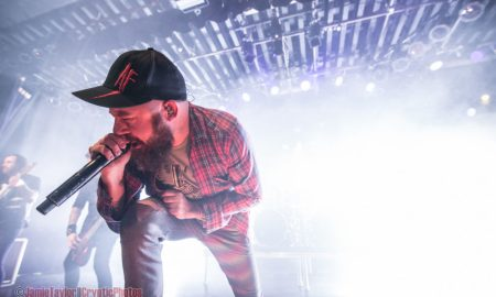 In Flames @ The Commodore Ballroom - December 14th 2016