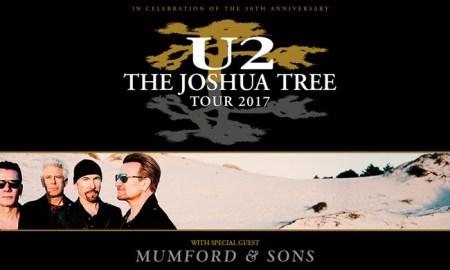 U2 + Mumford & Sons at BC Place