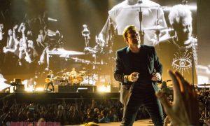 Bono of U2 @ BC Place Stadium - May 12th 2017