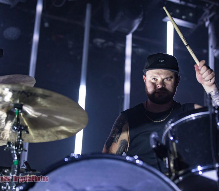 Ben Thatcher of Royal Blood @ The Commodore Ballroom - August 8th 2017
