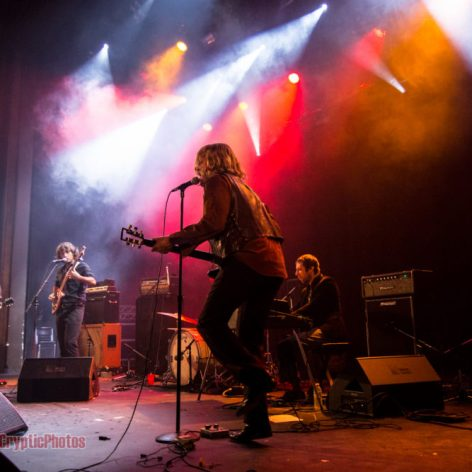 Ty Segall at The Vogue Theatre in Vancouver, BC on August 3rd 2017