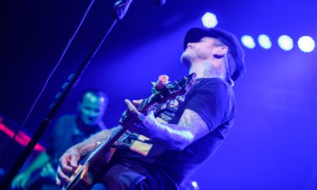 Social Distortion @ The Ritz 2017