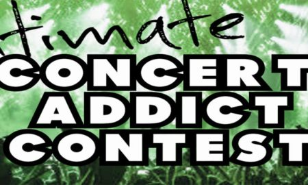 ConcertAddicts contest at abbotsford centre