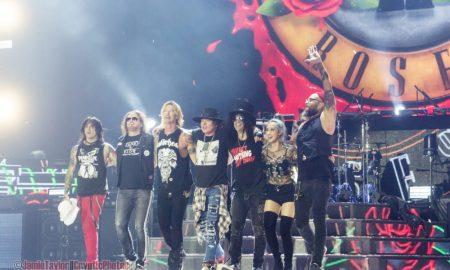 Guns N Roses @ BC Place Stadium - September 1st 2017