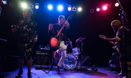 Ted Leo @ Cats Cradle - October 24th 2017