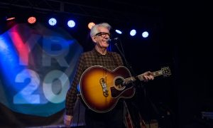 Nick Lowe @ Yep Roc 20 Carrboro 2017