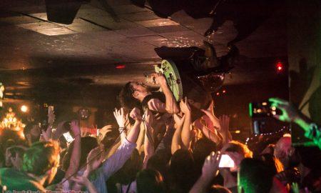 Black Pistol Fire at The Biltmore Cabaret in vancouver, BC on November 23rd 2017