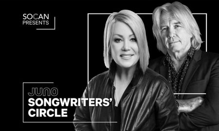 JUNO Songwriters' Circle at Orpheum Theatre