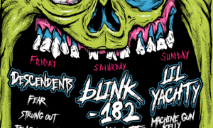 Musink Festival 2018 at OC Fair & Event Center (Costa Mesa, CA)