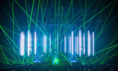 Jean-Michel Jarre at Orpheum Theatre