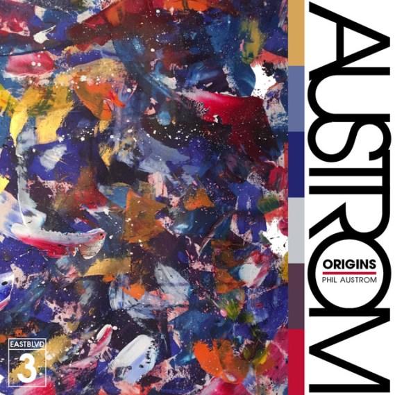 """Phil Austrom - """"Origins"""" album 2018"""