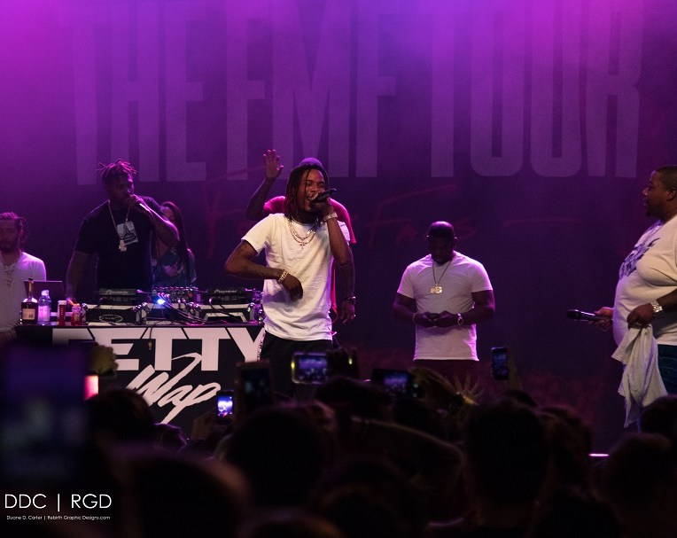 The 'For My Family' Tour ft. Fetty Wap @ Marquee Theatre - February 9th 2018