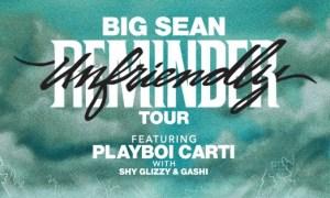 Big Sean + Playboi Carti + Shy Glizzy + Gashi at PNE Forum