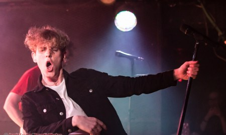 Chase Lawrence of COIN at The Biltmore Cabaret in Vancouver, BC on March 13th 2018