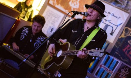 Cowboys In The Campfire @ School Kids Records in Raleigh NC on March 6th 2018