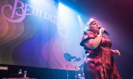 Beth Ditto performing at the Imperial in Vancouver, BC on March 28th 2018
