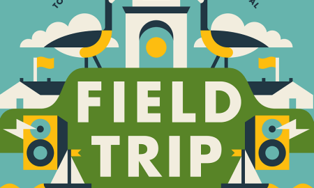 field trip 2018 toronto title banner poster