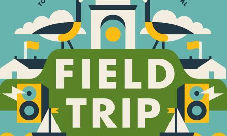 field trip 2018 toronto title banner poster