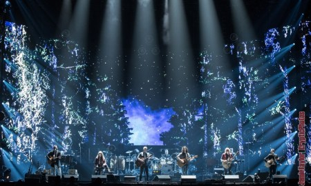 Eagles performing at Rogers Arena in Vancouver, BC on May 10th 2018