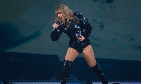"""Reputation"" tour ft. Taylor Swift performing at CenturyLink Field in Seattle, WA, on May 22nd 2018, taken by David Endicott"