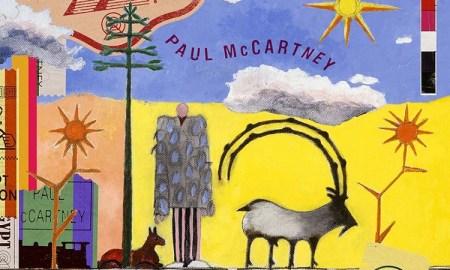 Paul McCartney egypt station cover art 2018