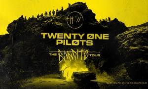 "Twenty One Pilots Announce ""The Bandito Tour"" 2018"
