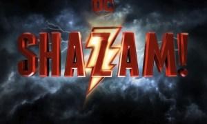 Shazam! [2019] movie poster - release april 5 2019