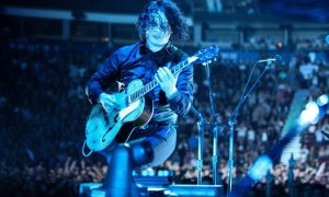 Musician Jack White performing at Rogers Arena in Vancouver, Bc on August 12th, 2018 - © David James Swanson