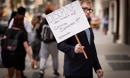 "Steven Page - album - Discipline: Heal Thyself, Pt. II - single - ""White Noise"""