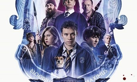 Slaughterhouse Rulez [2018] - Release date - october 31 2018