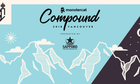 monstercat compound 2018 event poster